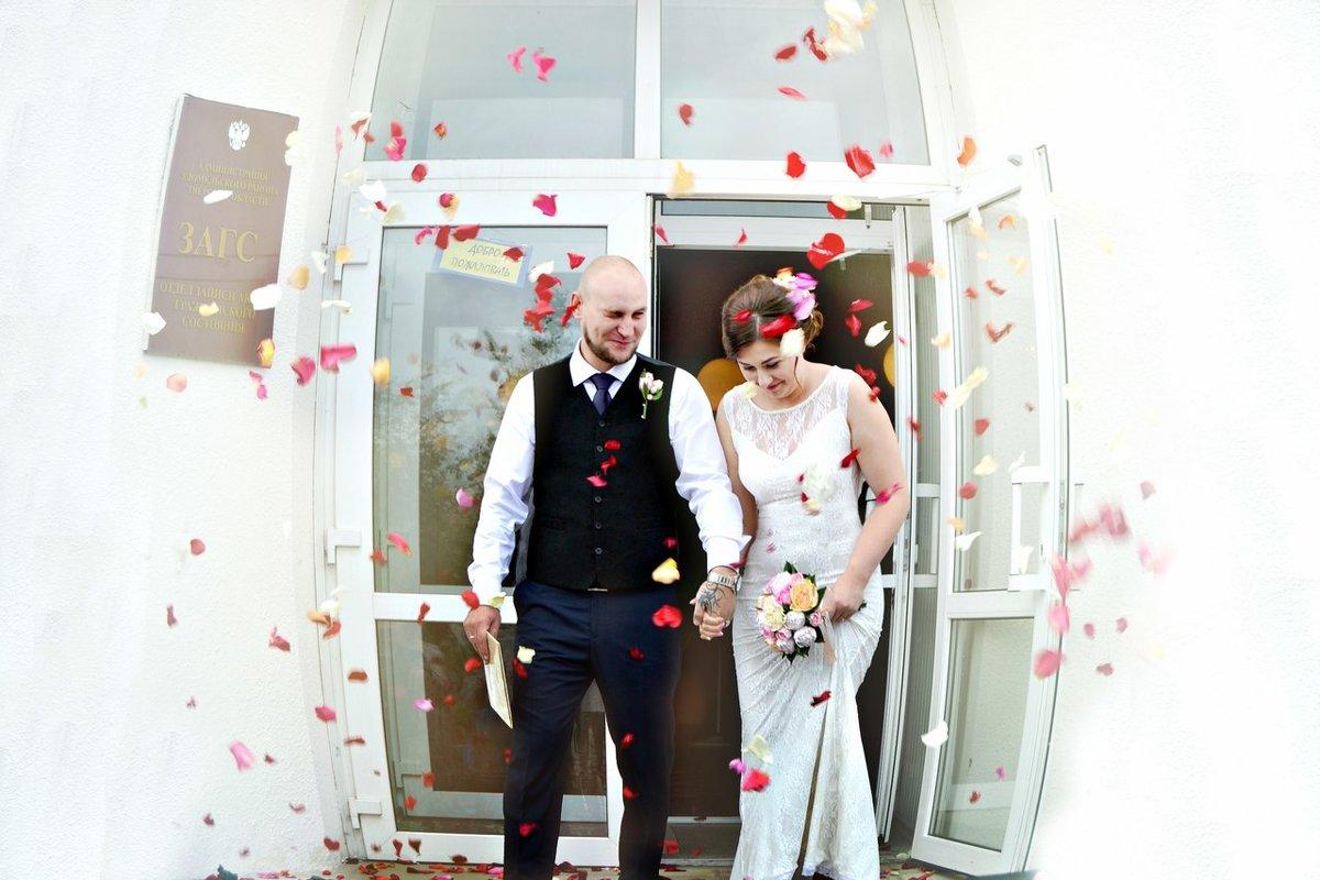 Ах эта свадьба - Кристина Громова