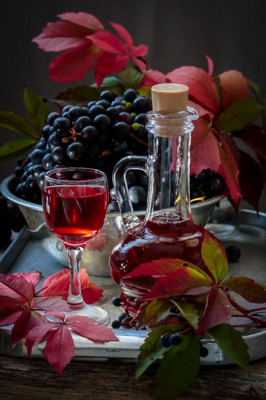 Виноград - Женечка Зяленая