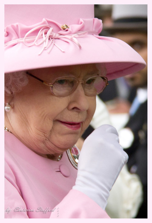 Королевские Скачки. Royal Ascot 2012 (8) - Ekaterina Stafford
