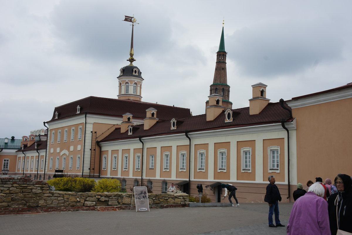 Пушечный двор в Казанском кремле - Елена Павлова (Смолова)