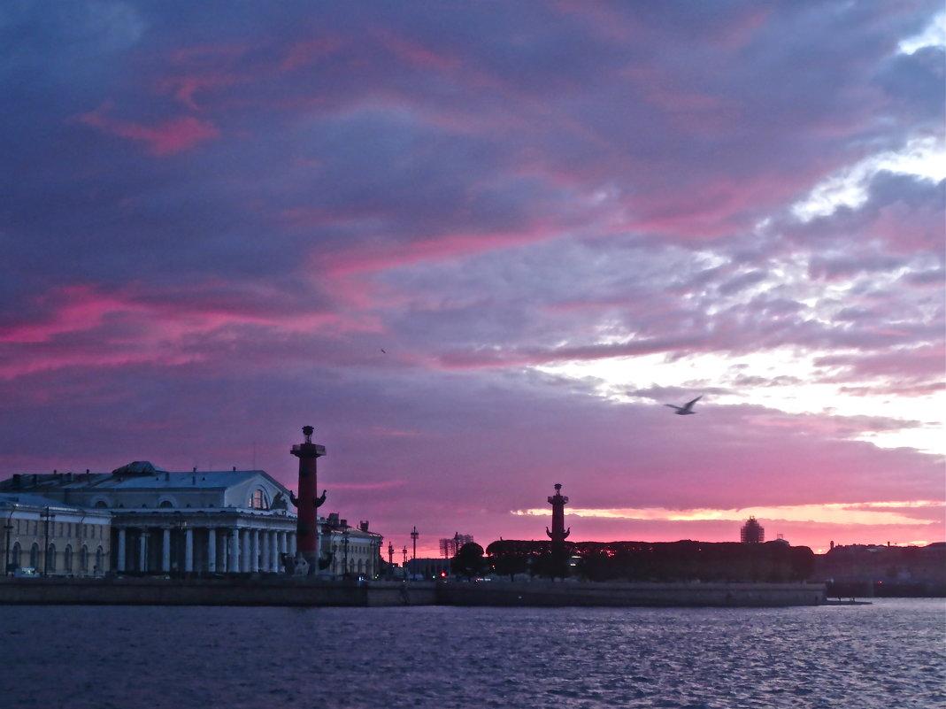 вечер над Невой - Елена