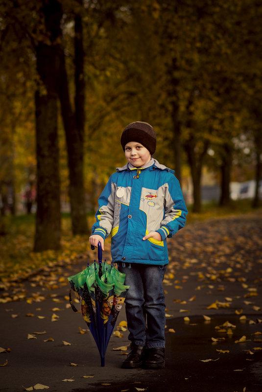 Портрет - Алексей Леухин