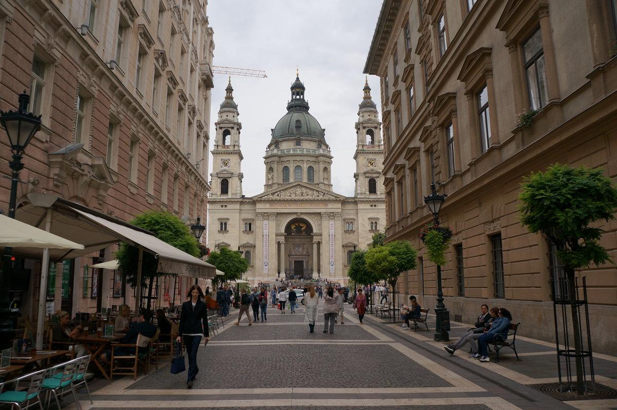 В Будапеште .. - Алёна Савина