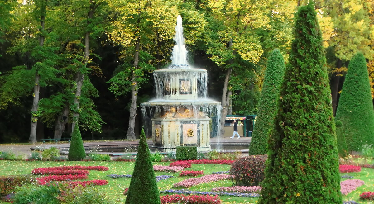 Римский фонтан - Владимир Гилясев