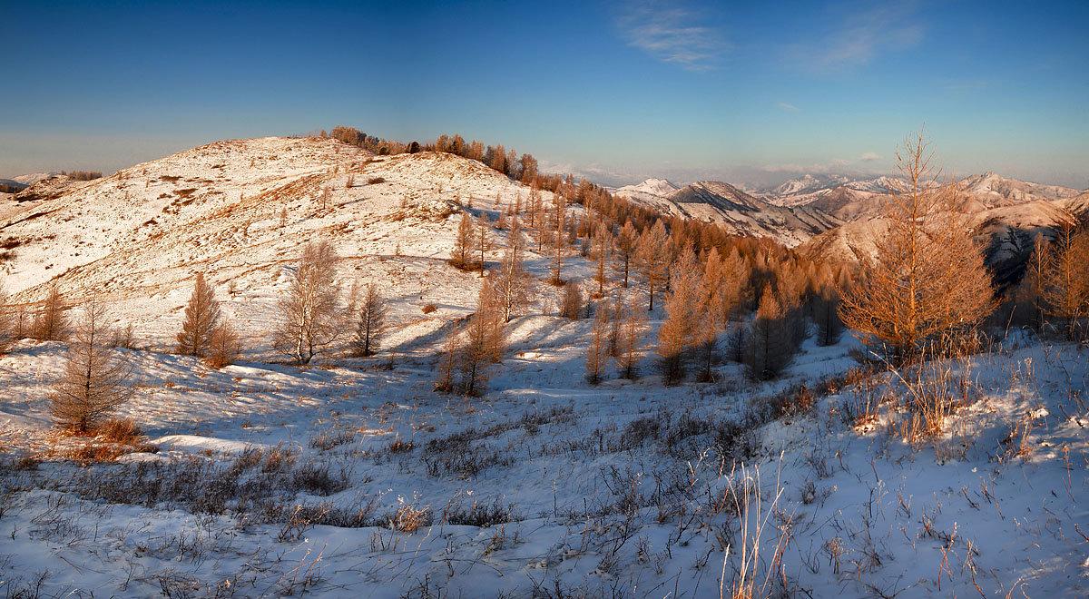 На горы зимние, взор Ваш, пусть неутомимым будет 4 - Сергей Жуков