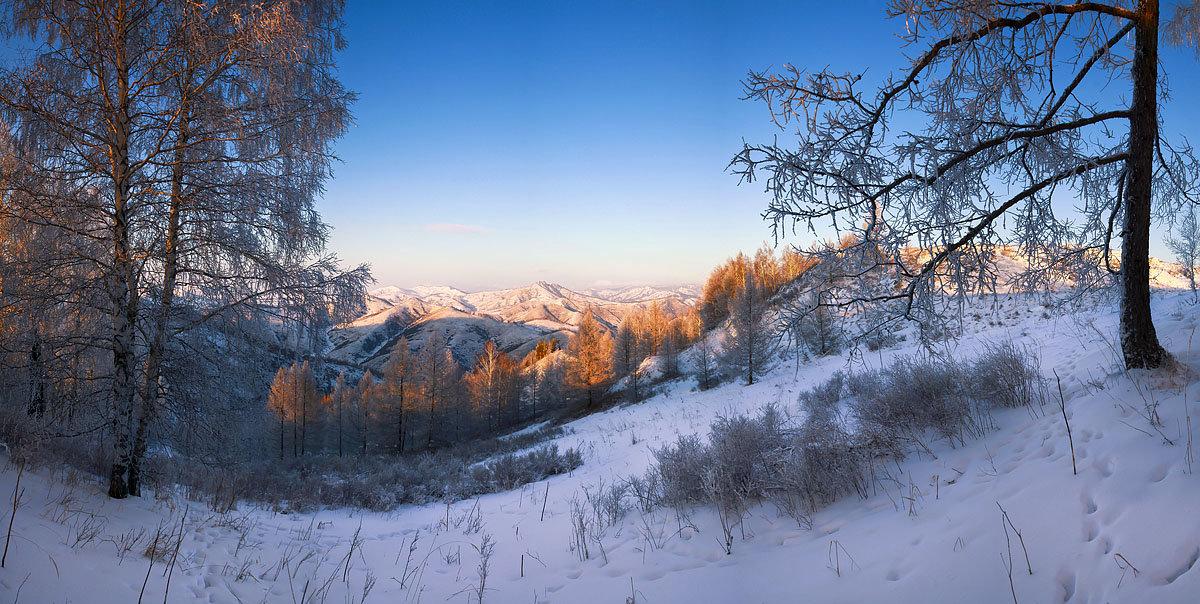 На горы зимние, взор Ваш, пусть неутомимым будет 5 - Сергей Жуков
