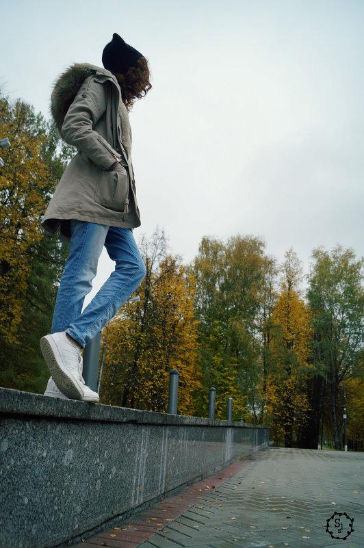 осенний парк - Софья Лейкина