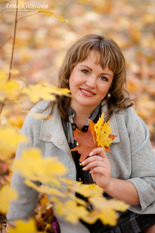 Осеннее - Анна