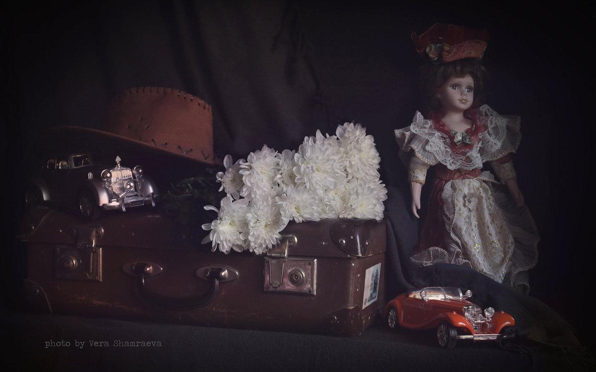 Моё детство - Вера Шамраева