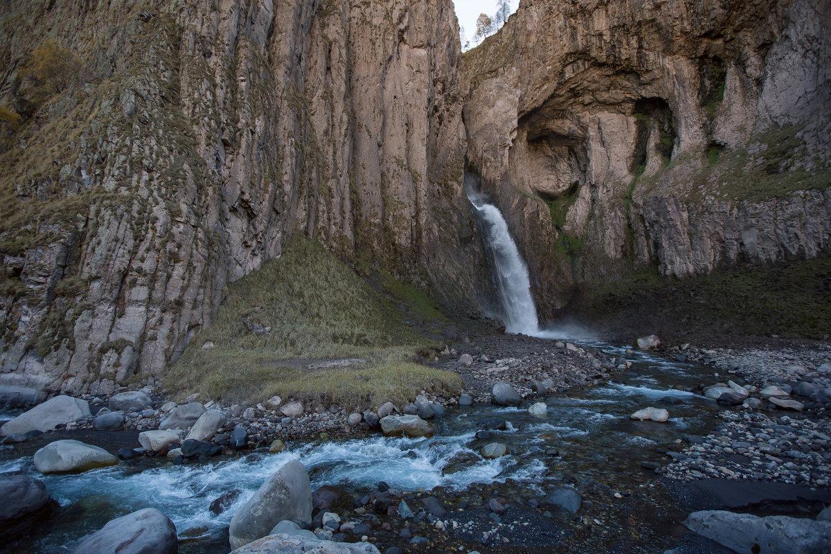 Водопад Каракая-су (Тузлук-Шапа). - Vadim77755 Коркин
