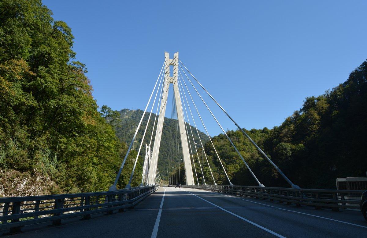 Мост - Любовь Зима