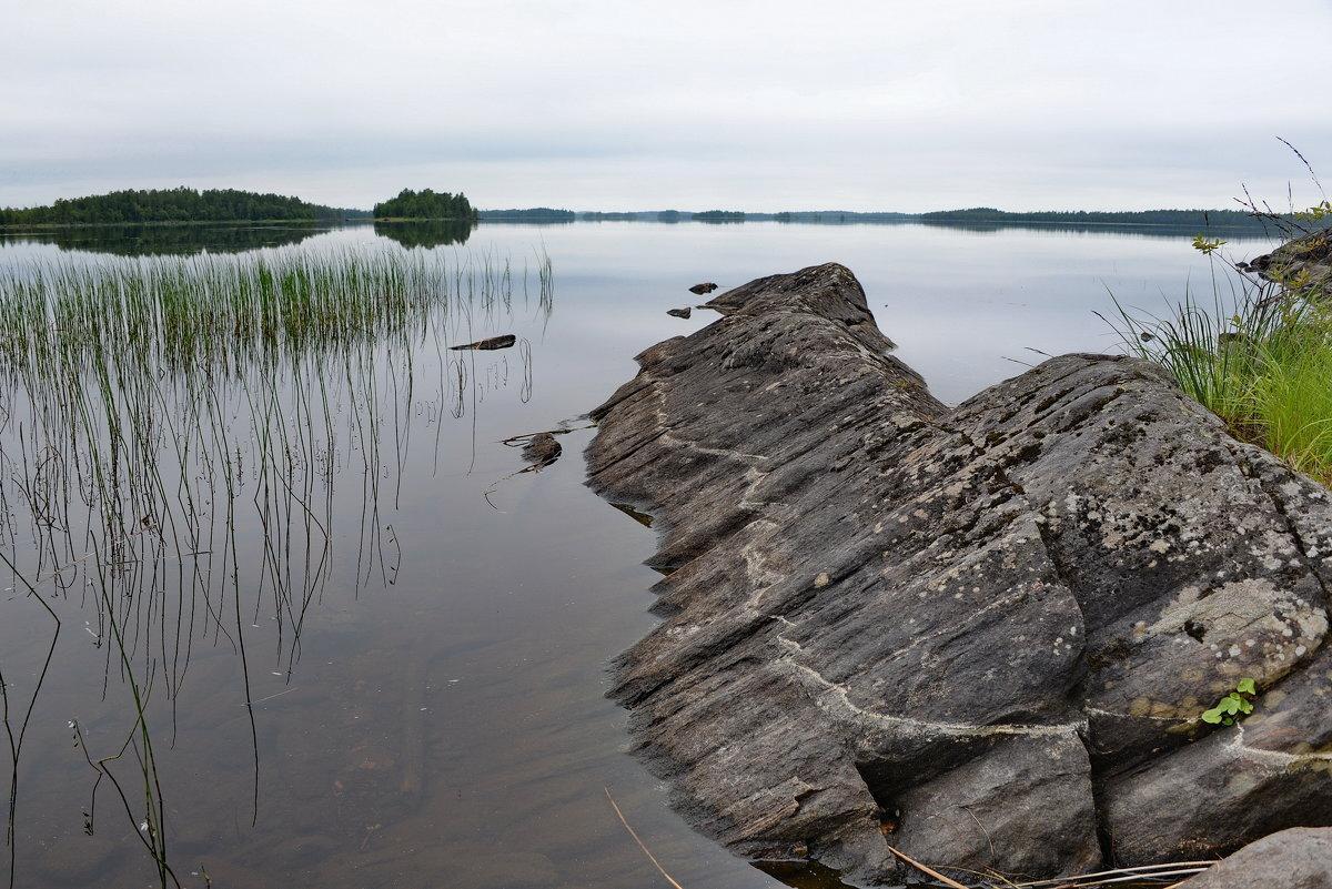 Вокшозеро - Владимир Брагилевский