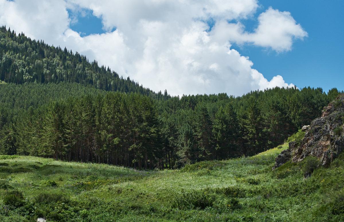 Джунгарский Алатау, Казахстан - Val Савин