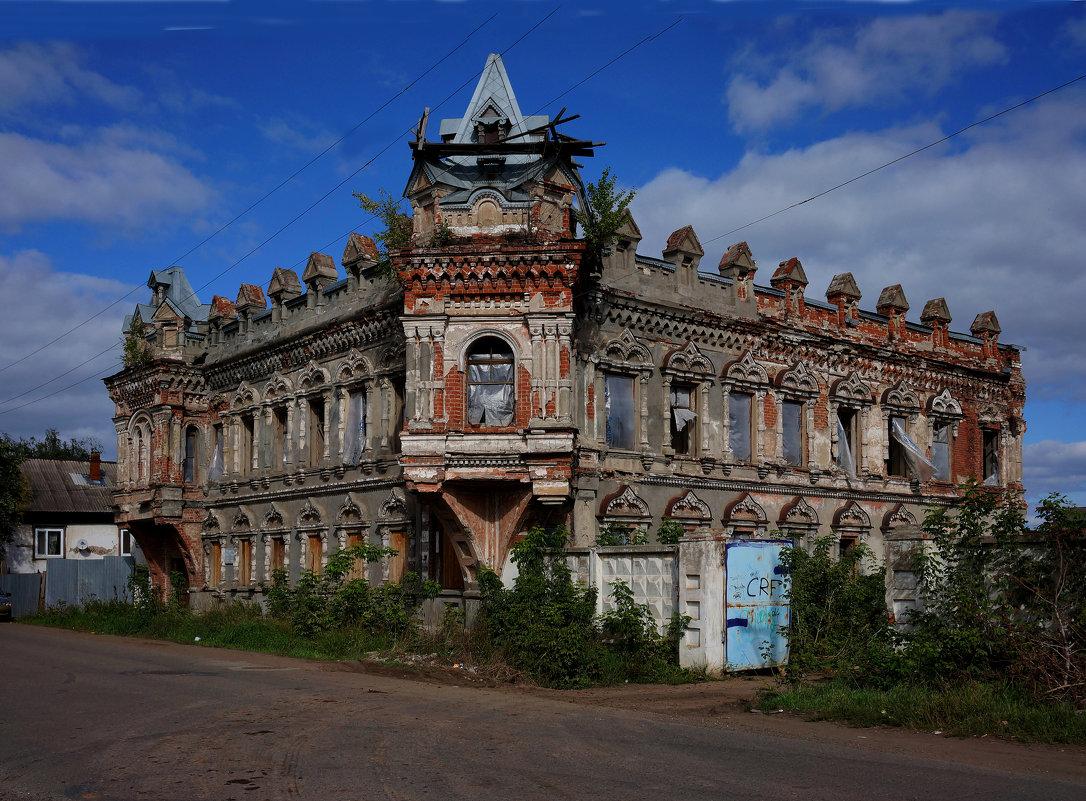 До реставрации - Алексей Golovchenko