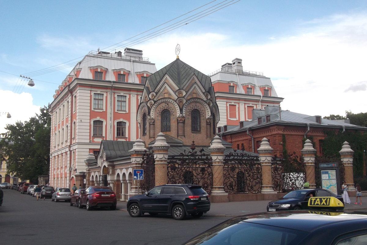 Музей Камня в Санкт-Петербурге - Svetlana Lyaxovich