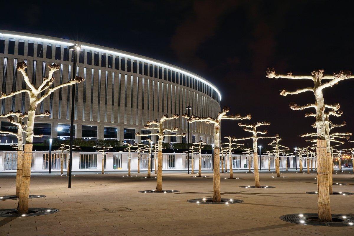 Стадион ФК Краснодар - Андрей Майоров