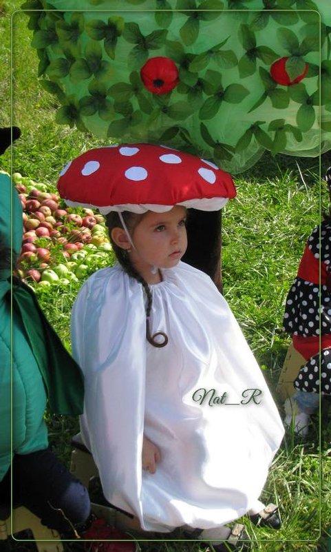 мухомор на празднике яблок ... - maxim