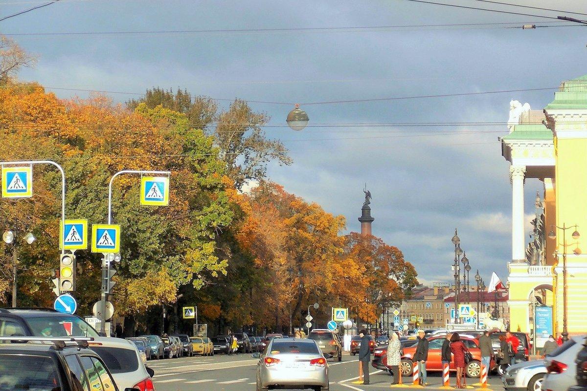 Санкт-Петербург в октябре - Фотогруппа Весна.