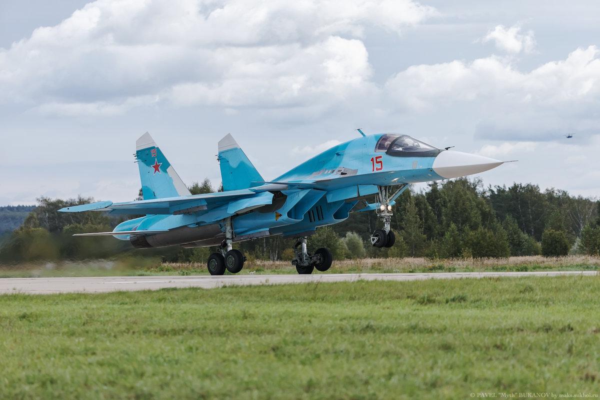 Су-34 - Павел Myth Буканов
