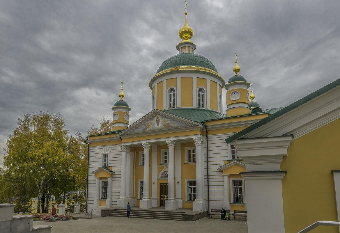 Покровский собор в Хотьковском Покровском монастыре. - Михаил (Skipper A.M.)