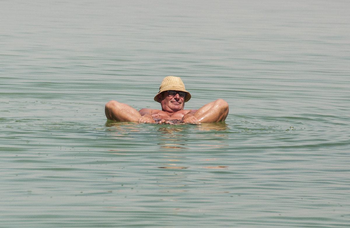 Упражнения на воде - Евгений Дубинский