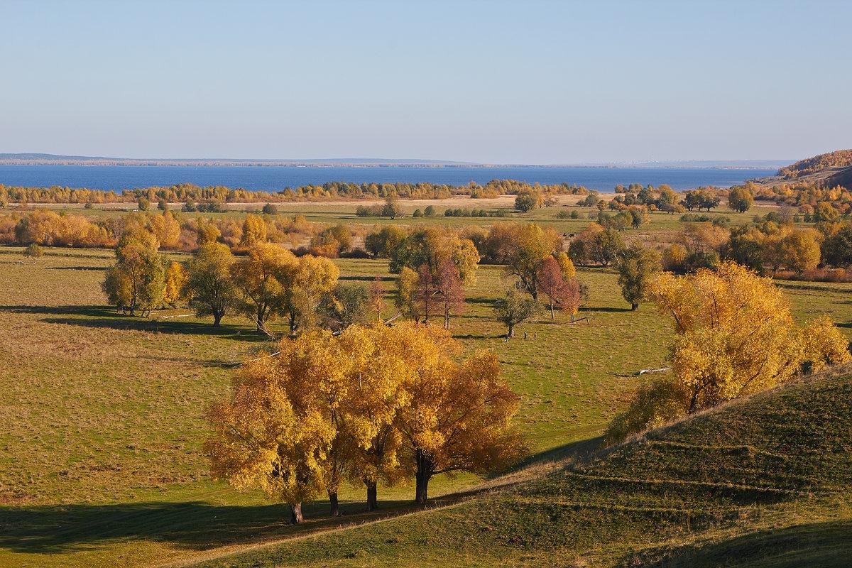 осенний пейзаж - Седа Ковтун