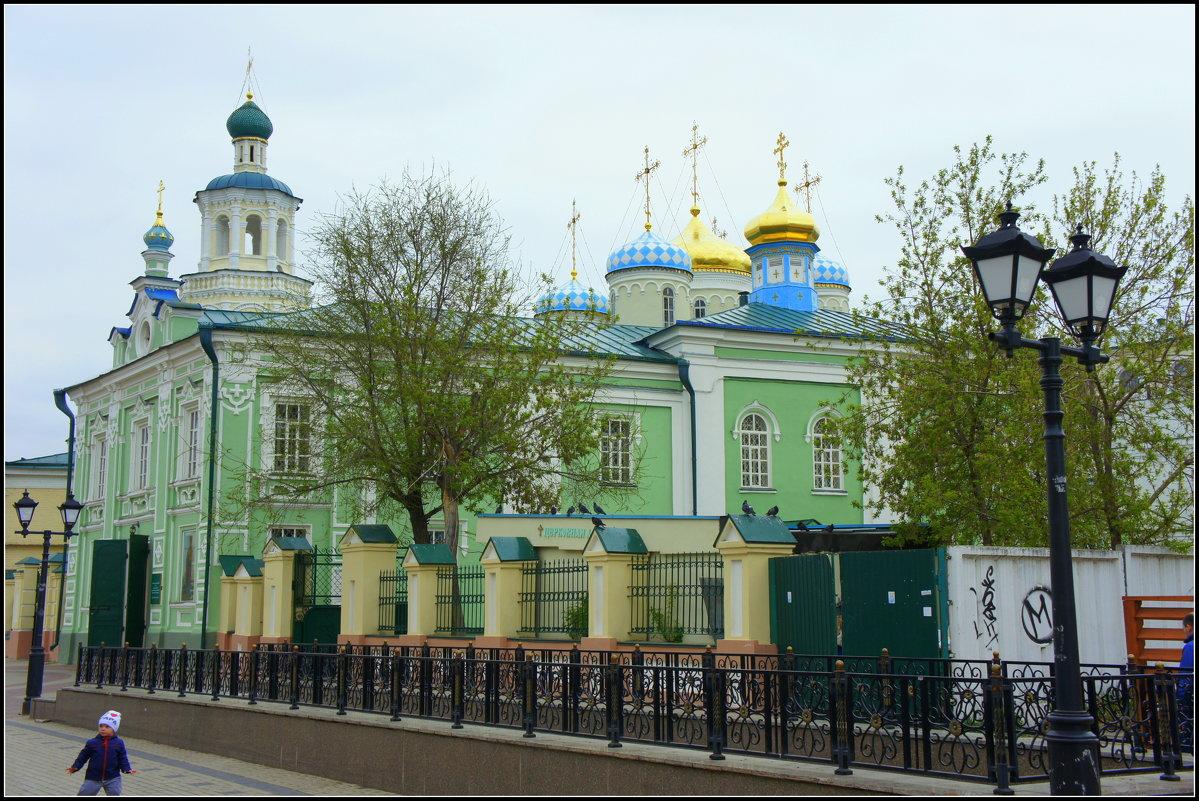 Никольский Кафедральный собор (ул. Баумана, д. 5), постройки конца XVII века. - Елена Павлова (Смолова)