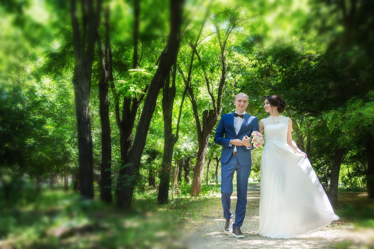 Вадим и Эльвира свадьба - Александра Капылова