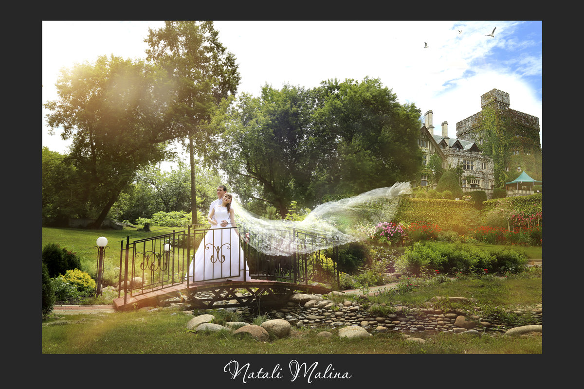 Сказка длиною в жизнь - Наталья Малина