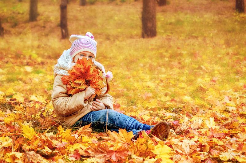 Осень, такая осень)) - Tatsiana Latushko