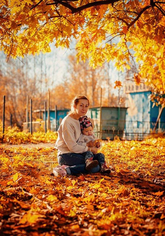 Золотая осень - photographer Anna Voron