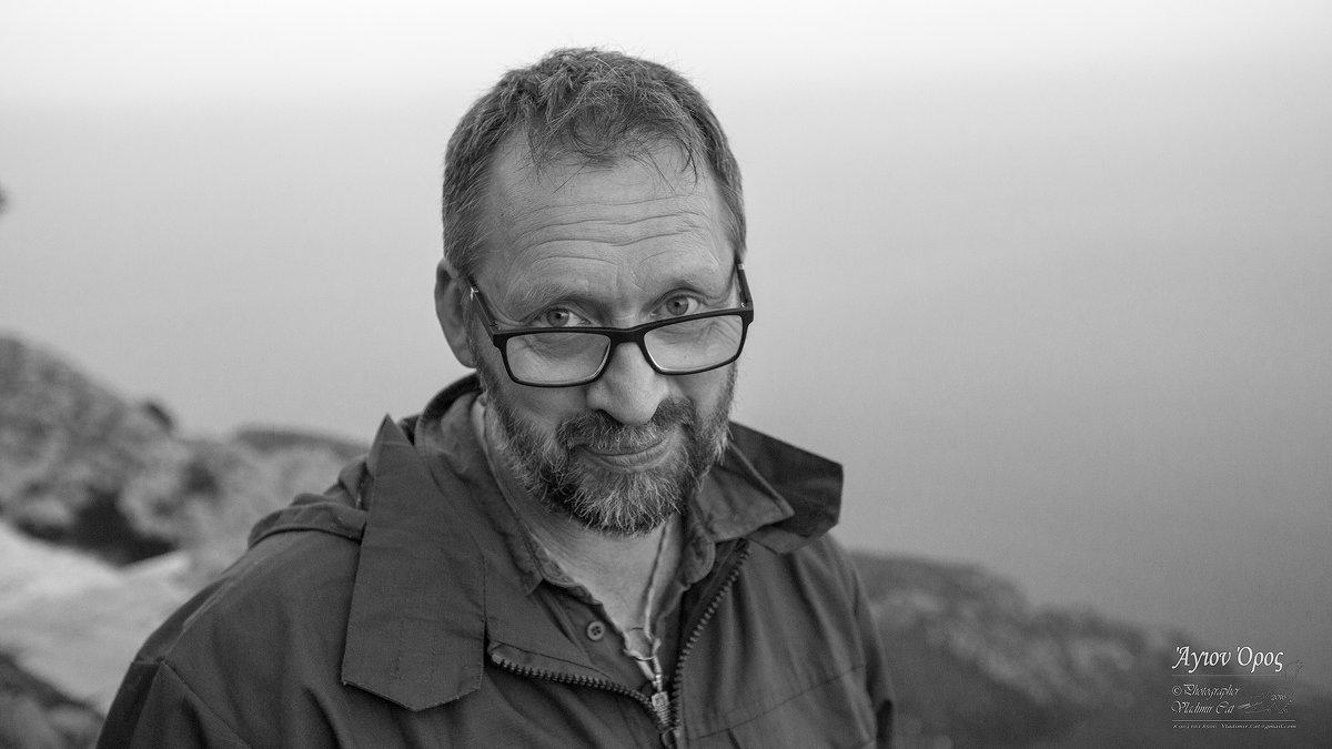 На горе Святой - Афон - Детский и семейный фотограф Владимир Кот