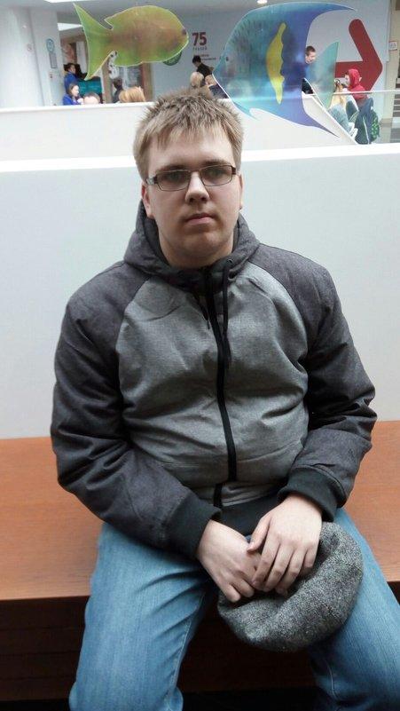 В кинохе - Иван Прокофьев