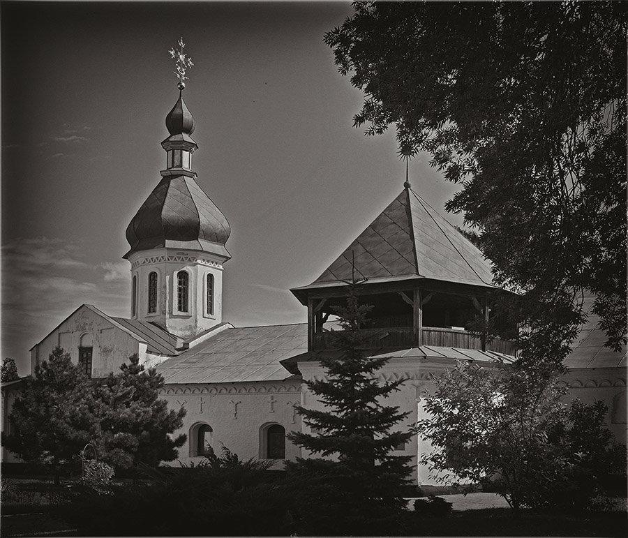 Петропавловская церковь. - Андрий Майковский