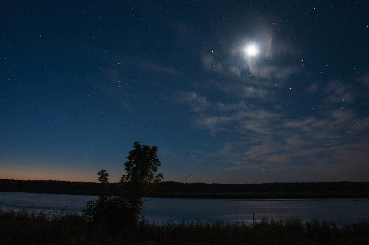 луна - Андрей Бердников