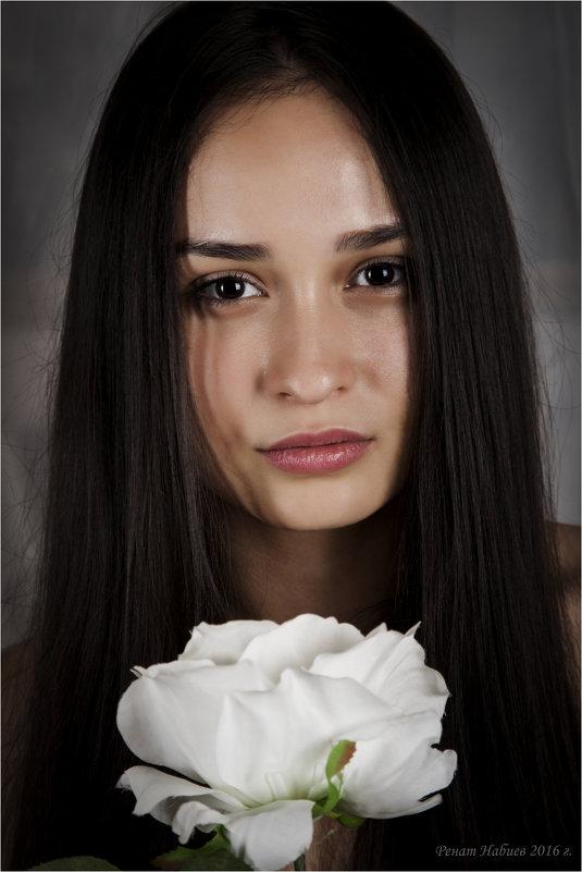 Портрет - Ренат Набиев