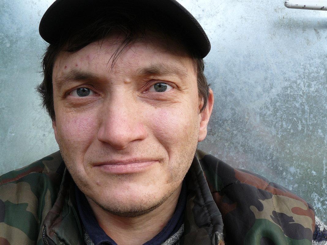 Странный мужик - Дмитрий Гринкевич