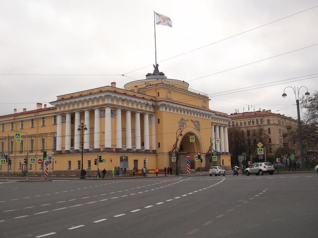 У набережной Невы - Svetlana Lyaxovich