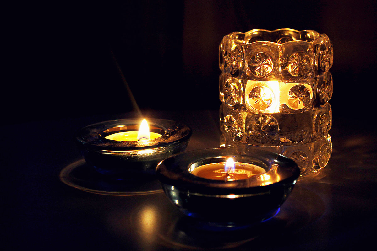 свечи - Tasha