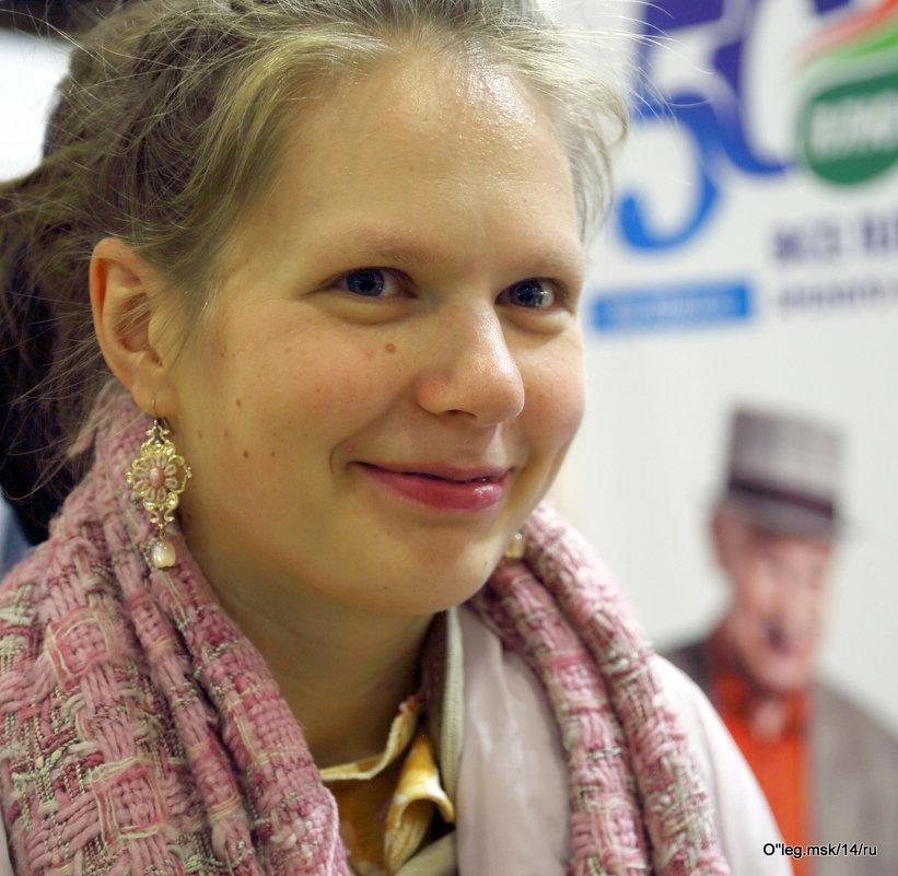 образ девушки или говорящий взляд - Олег Лукьянов