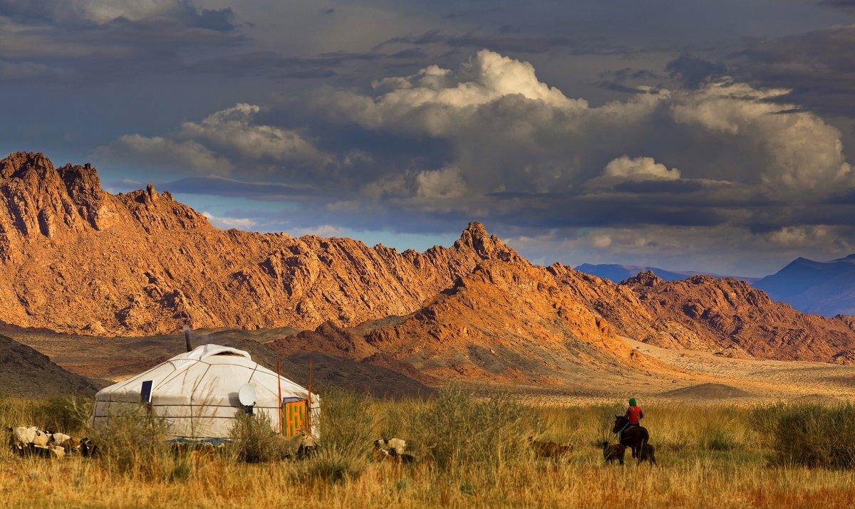 Монголия - Алексей Писарев
