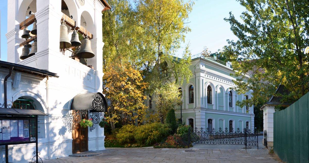 В Сретенском монастыре. - Oleg4618 Шутченко