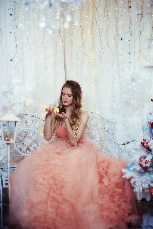 Новогодняя фотосессия в студии Аквамарин - марина алексеева