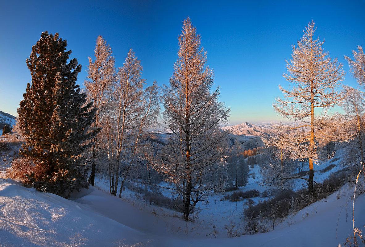 На горы зимние, взор Ваш, пусть неутомимым будет 11 - Сергей Жуков