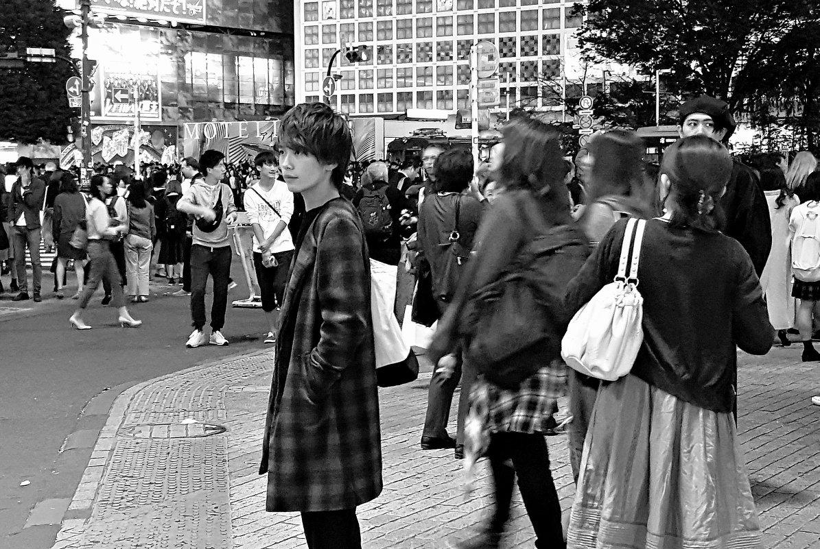 Tokyo, Shibuya... - Tatiana Belyatskaya
