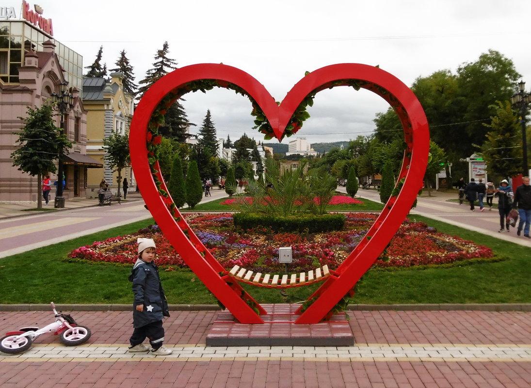 Сердце Кисловодска - татьяна