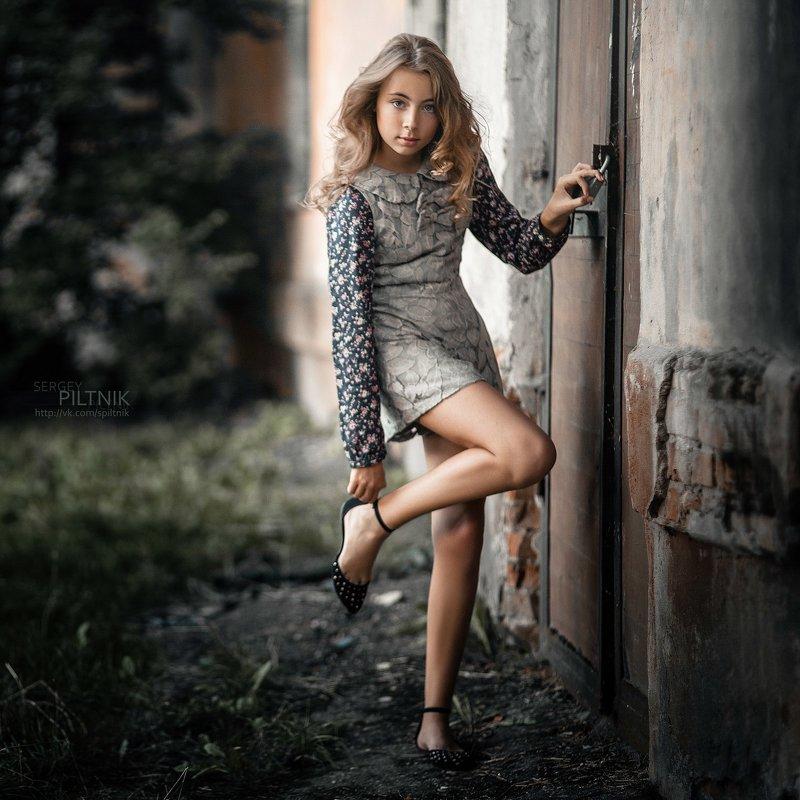 --- - Сергей Пилтник