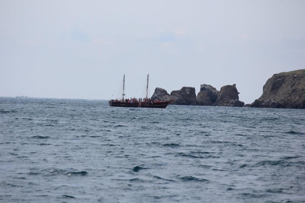 Отдых на море-247. - Руслан Грицунь