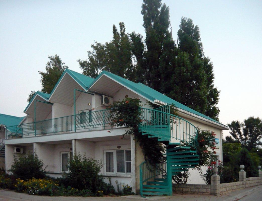 Мини-отель - Вера Щукина