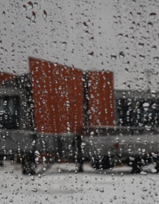 Дождливый день - Людмила Синицына
